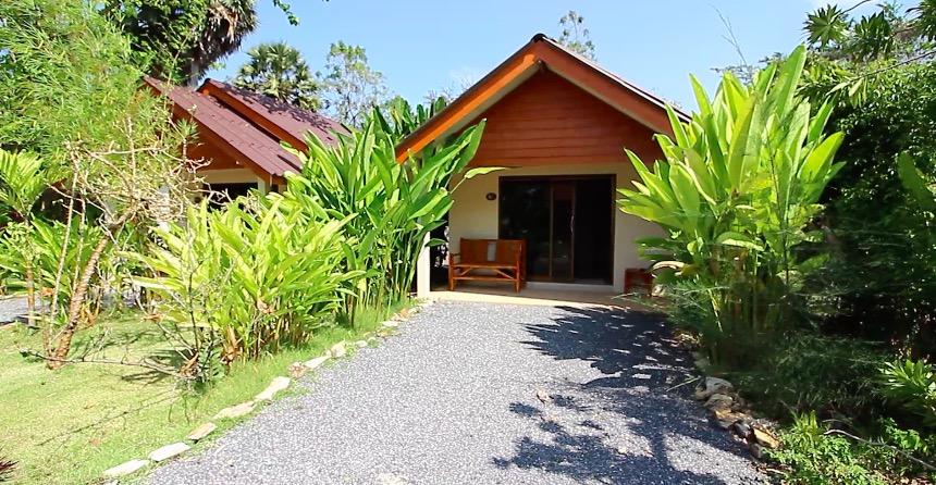 Thai House Beach Resort - Casa Aria Condizionata