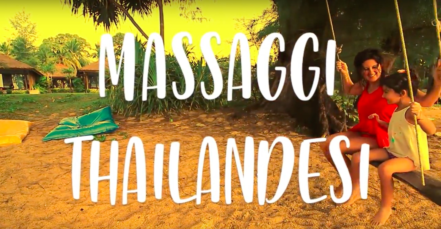 Massaggi THAI